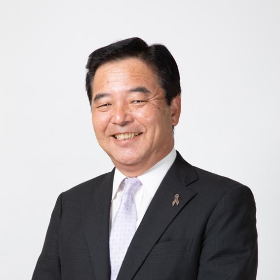 事務部長 平山 文也のプロフィール写真