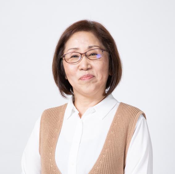 宿泊型訓練施設施設長 宮園 ちえ子のプロフィール写真