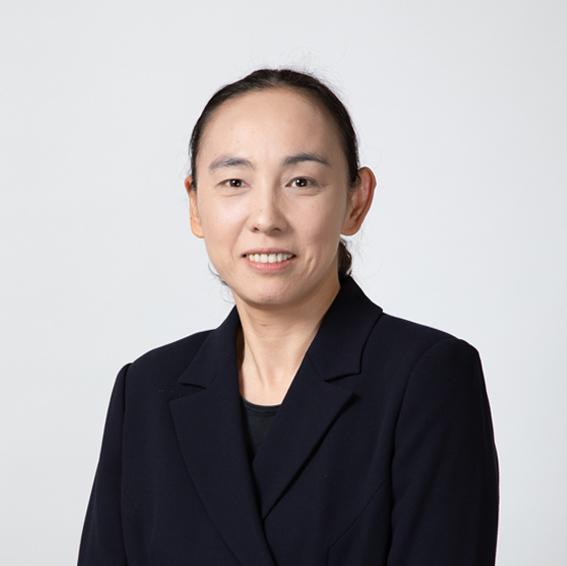 秘書課主任 川野 佳寿子のプロフィール写真